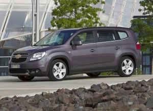 Presentan en Colombia la innovadora y versátil Chevrolet Orlando
