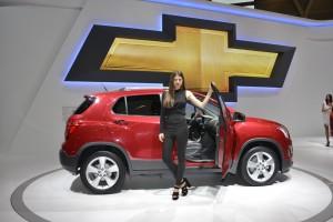 Chevrolet Trax 2013: ficha técnica, imágenes y lista de rivales
