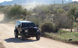 Conquest Evade, una SUV de gran tamaño, aspecto imponente y alto precio