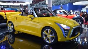 Daihatsu D-R Concept: un Roadster de tamaño reducido