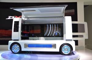 Daihatsu FC Showcase: no, no es un juguete, es un carro de origen japonés