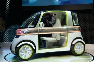 Daihatsu Pico EV Concept: un diminuto y futurista carro eléctrico