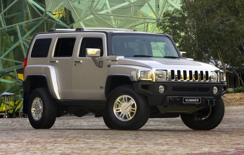 Hummer H3 2012: un carro perfecto para todo momento ...