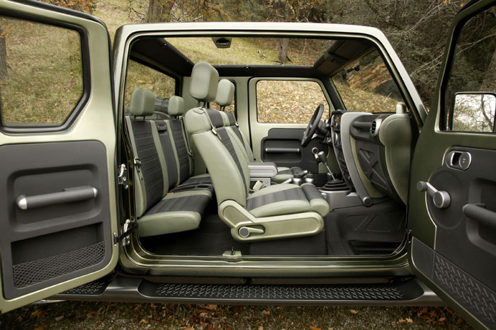 Jeep Gladiator Concept 2015 Un Wrangler Pickup Lista De