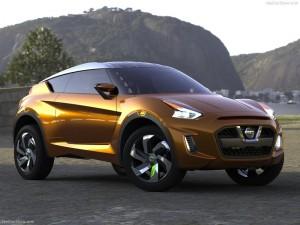 Nissan Extrem: el más pequeño de los SUV de Nissan