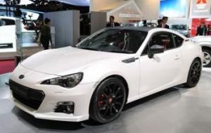 Primeros datos del Subaru BRZ XT Line Concept