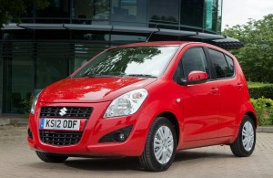 Suzuki Splash 2012: un carro simpático y divertido