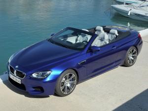 BMW M6 Convertible 2013: más presencia atlética, más lujoso y más eficiente.