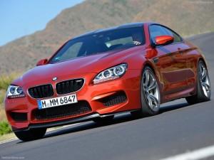 BMW M6 Coupe 2013: datos e imágenes