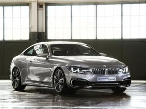 BMW Serie 4 Coupe Concept 2013: deportividad y exclusividad