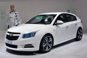 Chevrolet Cruze Hatchback 2013: atractivo, con espíritu deportivo,  eficiente y bien equipado