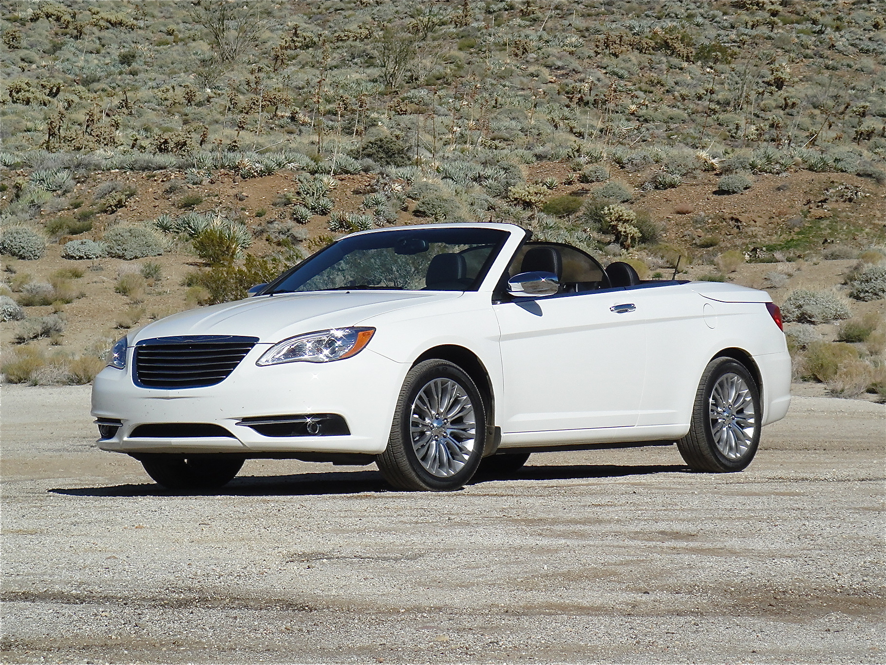 2013 Chrysler Crossfire