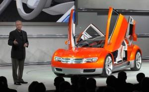 Dodge ZEO Concept: un eléctrico con diseño futurista