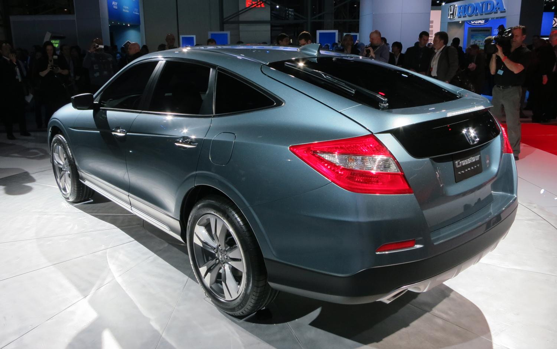 Honda accord crosstour 2013 moderno y juvenil lista de for Carro honda accord