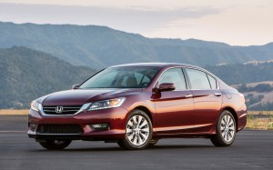 Honda Accord Sedan 2013: totalmente rediseñado