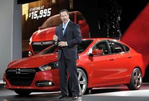 Nuevo Dodge Dart 2013: Renovado y revivido