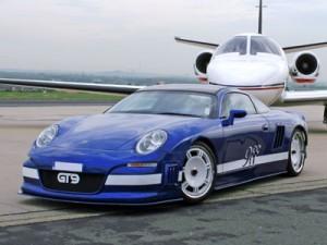 Porsche 9ff GT9: un carro muy veloz y muy costoso