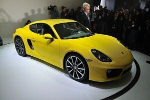 Porsche Cayman Coupe Mk2: ahora más armonioso y atractivo