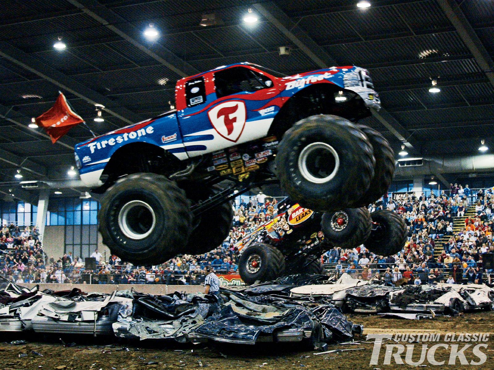 Im 225 Genes De Monster Truck Cami 243 N Monstruo Lista De Carros