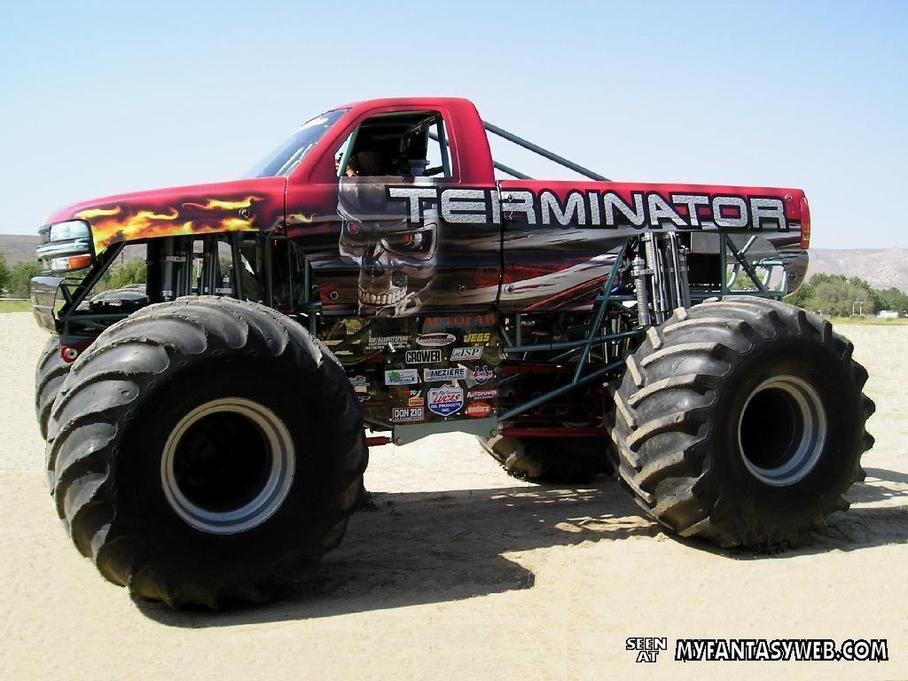 Monster Truck Wallpapers Gallery Image Mrfab