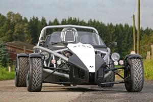Ariel Atom 3: un carro sumamente divertido y atrevido