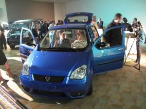 Carro eléctrico Zilent Courant: 100% eléctrico, 100% mexicano