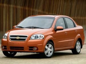 Chevrolet Aveo Sedán 2013: un carro familiar y muy atractivo