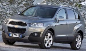 Chevrolet Captiva Sport 2013: una SUV con muchas capacidades.