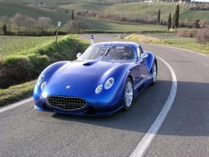 Faralli & Mazzanti Antas V8 GT: inusual, sensual y potente