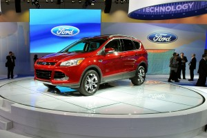 Ford Escape 2013: espaciosa, hermosa e insuperable