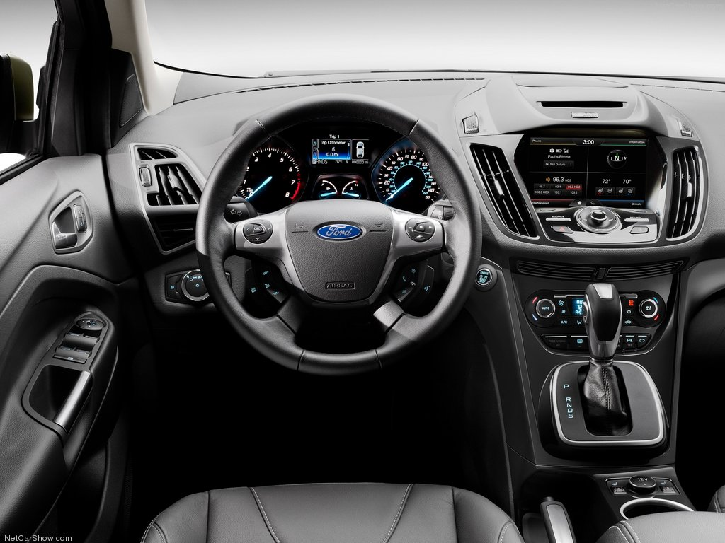 Ford Escape 2013: espaciosa, hermosa e insuperable | Lista ...