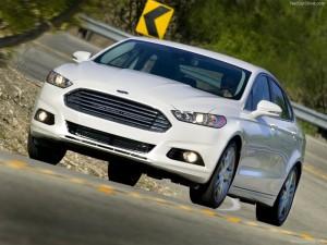 Ford Fusion 2013: tecnología, buen diseño y mucha seguridad
