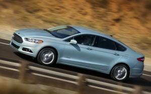 Ford Fusion Hybrid 2013: más eficiente, mas tecnología y mejor estilo