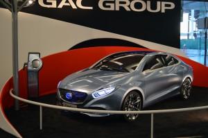 GAC E-Jet Concept: un hibrido chino de 127CV