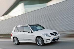 El Mercedes Benz GLK de tres puertas llegaría en el 2016