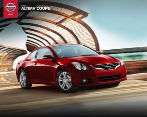 Nissan Altima Coupe 2013: diseño y desempeño más Premium