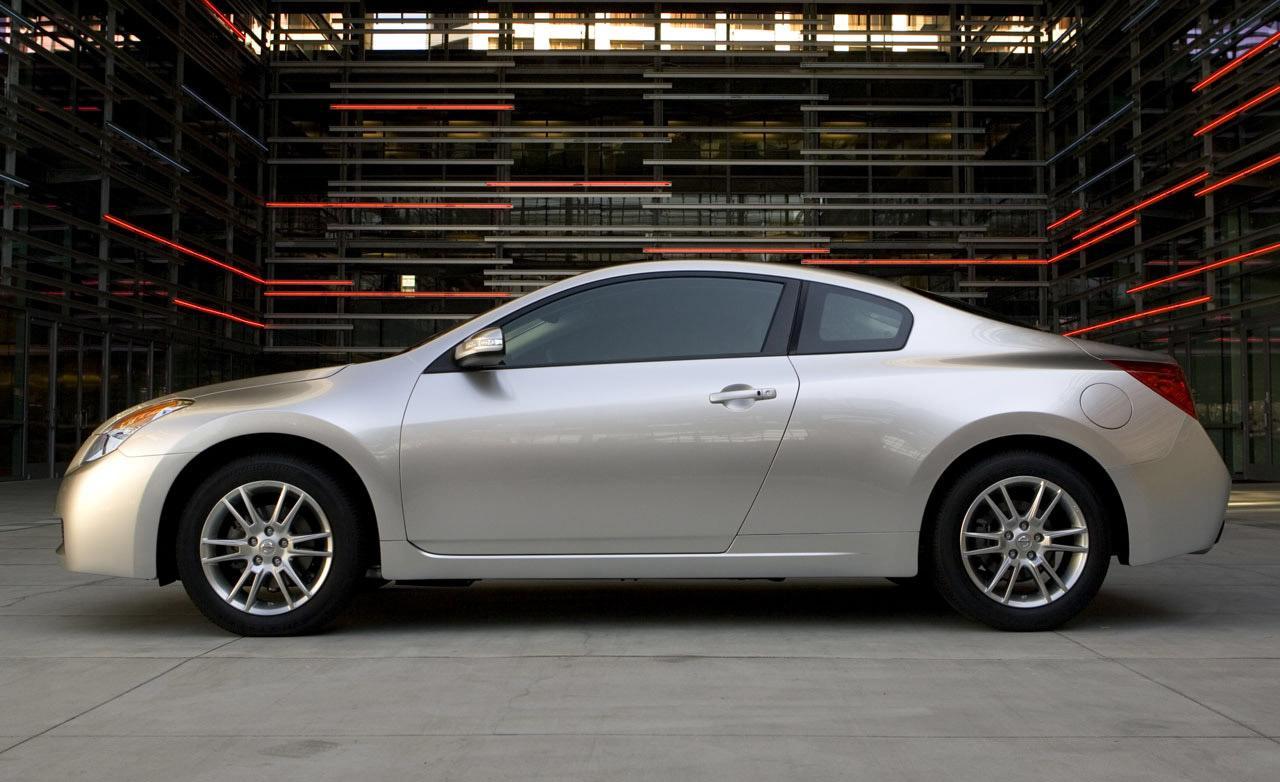 Nissan Altima Coupe 2013 Dise 241 O Y Desempe 241 O M 225 S Premium