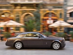 Rolls-Royce Phantom Coupe: elegante, atractivo, musculoso, poderoso y muy exclusivo