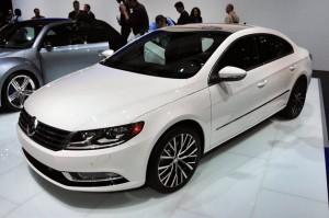 Volkswagen CC 2013: súper lujo y rendimiento