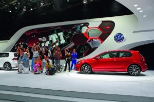 Volkswagen Golf GTI 2013: tecnología, lujo y potencia