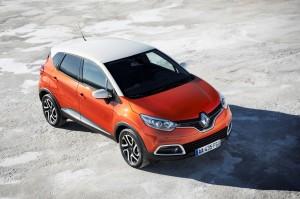 Galeria de Fotos del nuevo Renault Captur, el Clio Crossover