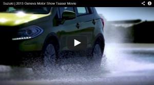 Video: El nuevo crossover de Suzuki, ahora en movimiento