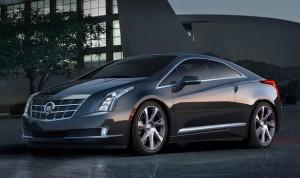Cadillac ELR: Un hermoso Coupe eléctrico