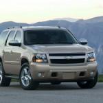 Chevrolet Tahoe 2013: Es uno de los carros más grandes de calle en la actualidad.