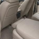 Imágenes del interior de la Chevrolet Tahoe 2013.