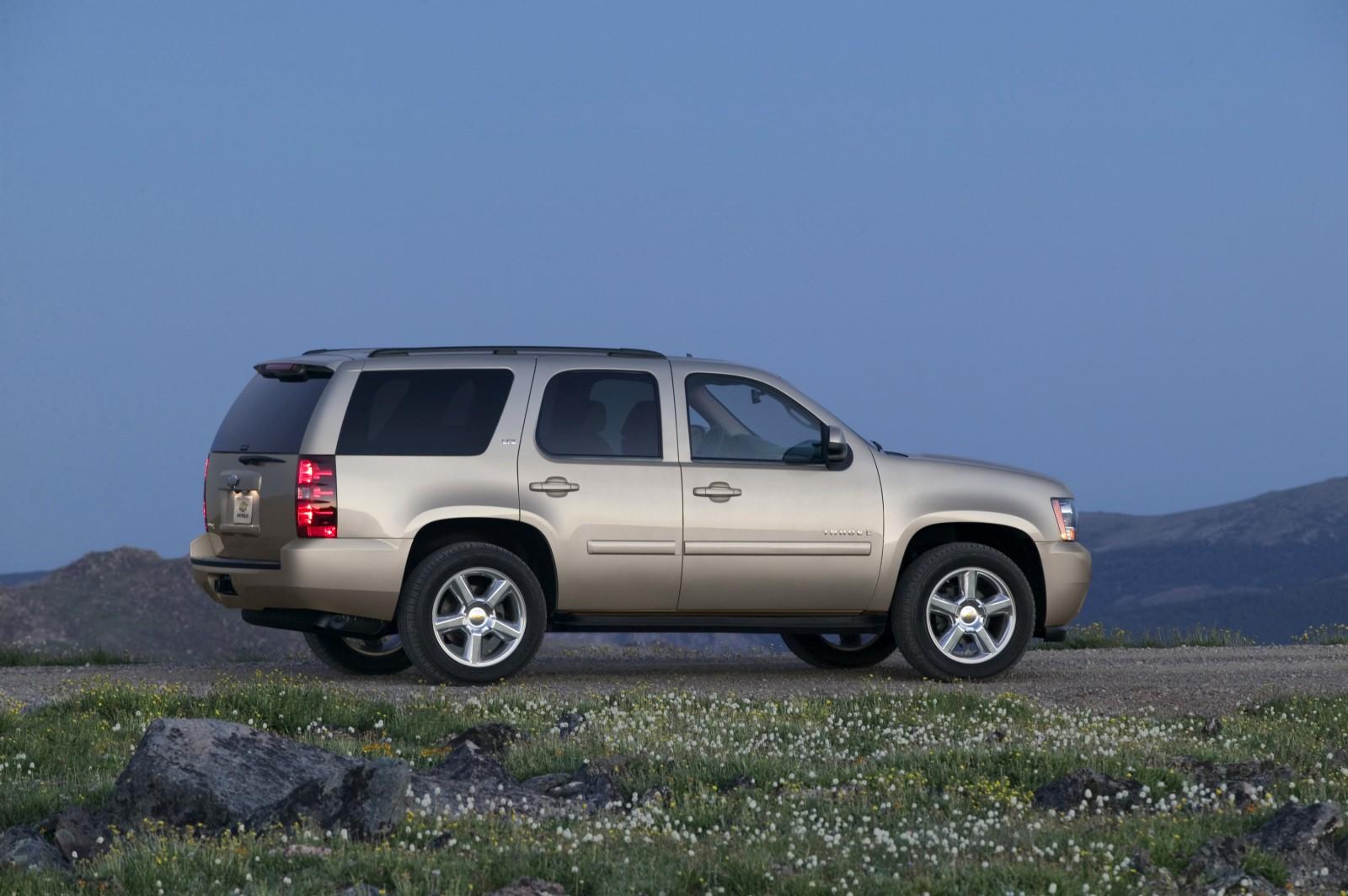 Chevrolet Tahoe 2013: Tiene como rivales al GMC Yukon, Ford Expedition