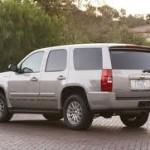 Imágenes de la Chevrolet Tahoe 2013.