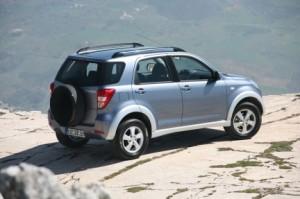 Daihatsu Terios 2013: un pequeño y eficiente todoterreno