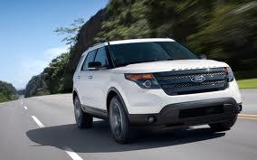 Ford Explorer 2013: diseño, potencia, lujo y equipamiento.