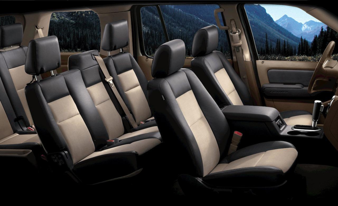 Ford Explorer 2013: diseño, potencia, lujo y equipamiento ...